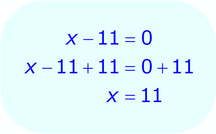 Math - Factoring the Square Root Equation - example 2 - Solve 1st factor - Step 4