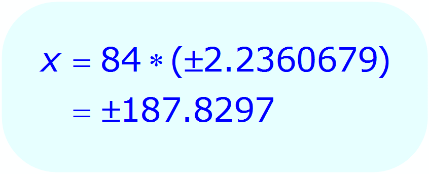 Math - Simplifying Square Root Expressions - example 1 - Multiply all the results obtained separately - Step 4