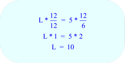 2 - solve for the length of the shadow cast by the tree *** Click to enlarge image ***