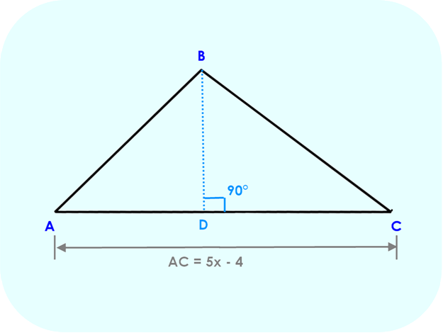 Line Segment AC - final answer