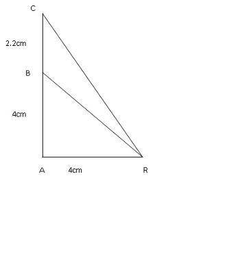 Similar Triangles - Ratio of Areas