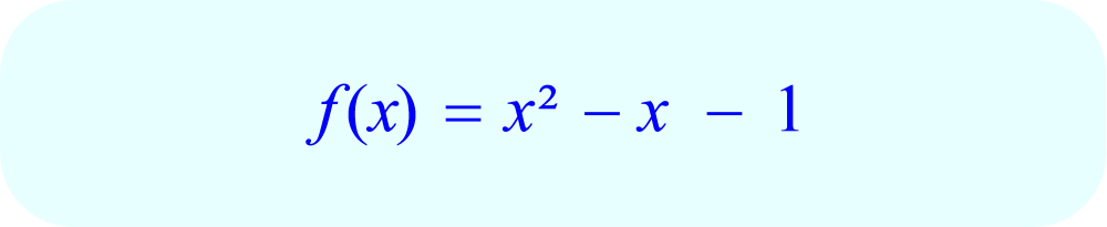 2nd degree polynomial function passing through the three points:  (-1, 1); (0, -1); and (1, -1)