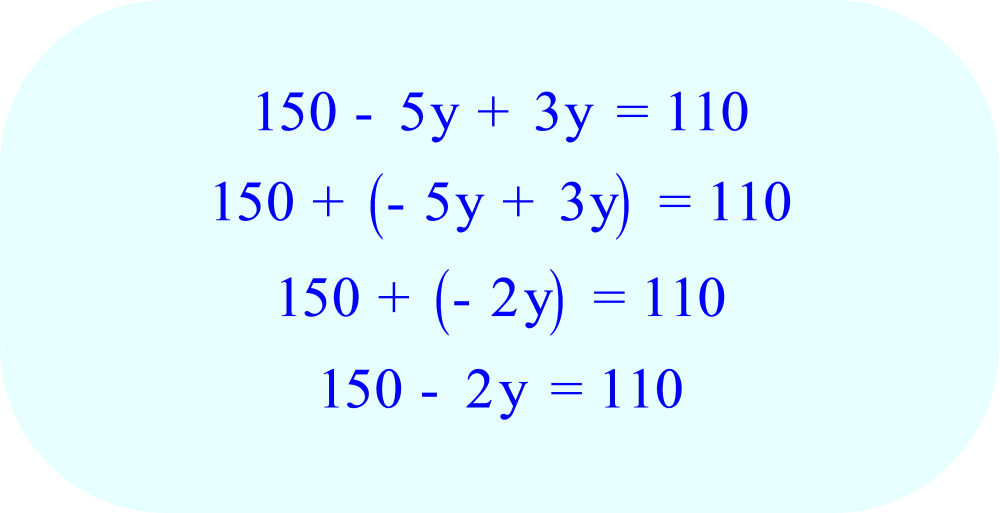 Simplify Equation