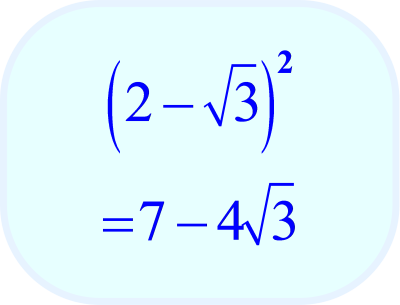 Math – simplify an expression with integer exponents - final answer