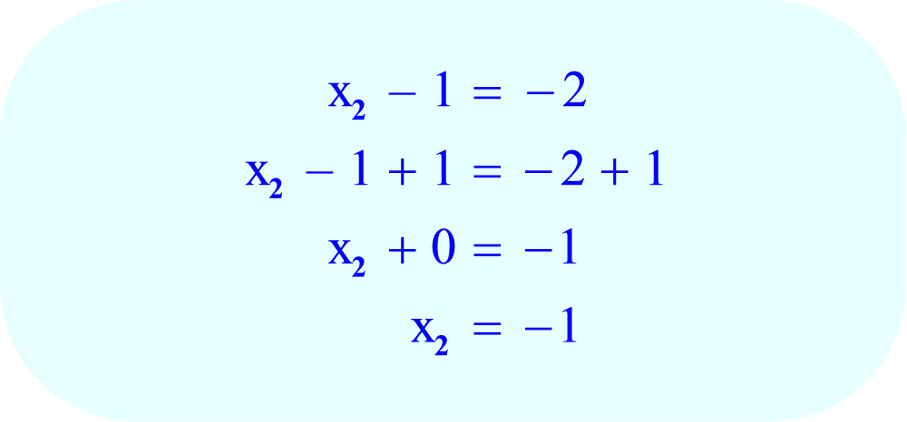 Solve for second x-intercept