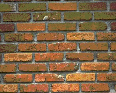 Translation Symmetry - Arrangement of Bricks in Wall