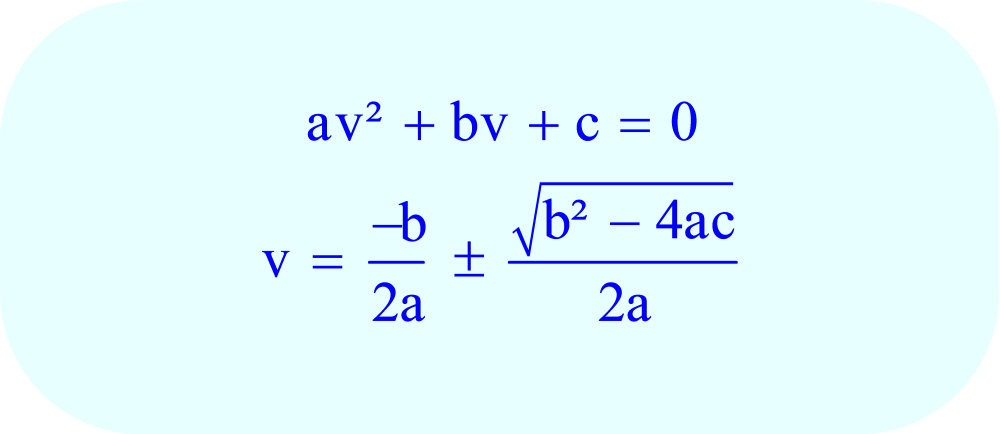 Using the Quadratic Formula is a short cut to Completing the Square.  No trial and error is involved.